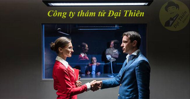 Công ty thám tử tại TPHCM giá rẻ   Giá thuê thám tử ở Sài Gòn