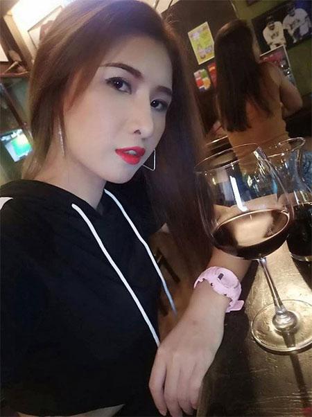 Vợ Hotgirl bị chồng đánh biến dạng khuôn mặt ở Thái Lan