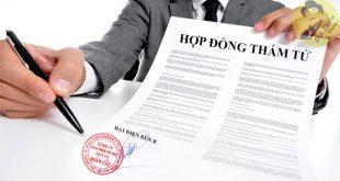 Mẫu hợp đồng thuê thám tử dễ đọc, dễ hiểu, không hàm ý