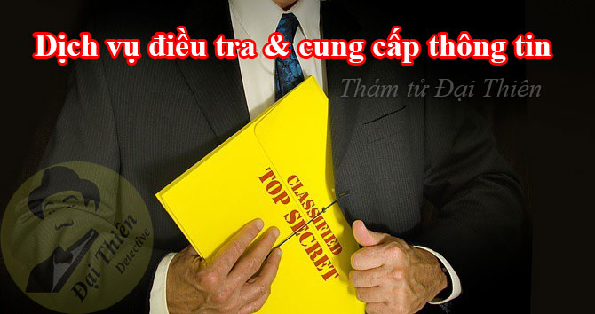 Công ty thám tử tư ở Buôn Ma Thuột Dak Lak