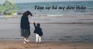 Tâm sự cảm giác sợ sệ mỗi khi tết về của một bà mẹ đơn thân
