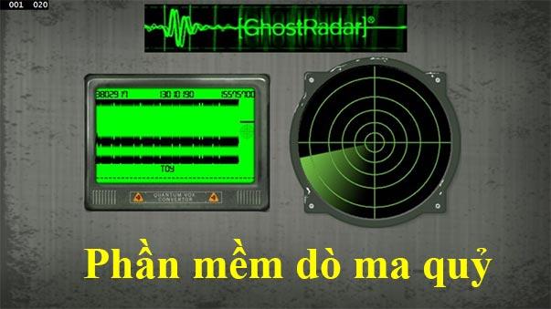 Ứng dụng soi và dò quét bắt ma quỷ Ghost Observer