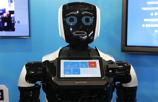 Robot kiểm tra phân tích người bị nhiễm Virus Corona có khả thi?