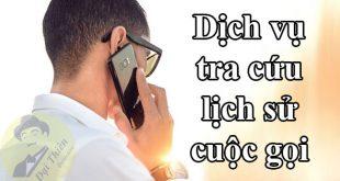 Tra cứu lịch sử cuộc gọi của người khác Viettel, Mobifone, Vinaphone