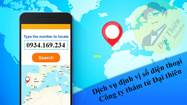 Dịch vụ định vị số điện thoại của Vinaphone, Viettel, Mobifone