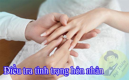 Kiểm tra tình trạng hôn nhân của 1 người online qua CMND
