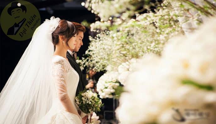 Dịch vụ điều tra theo dõi người yêu trước khi kết hôn