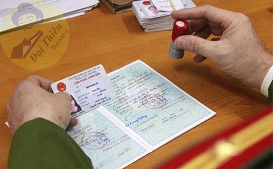 Gửi ảnh CMND thẻ căn cước công dân cho người khác có sao không?