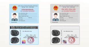 Tìm địa chỉ qua số chứng minh nhân dân CMND căn cước công dân